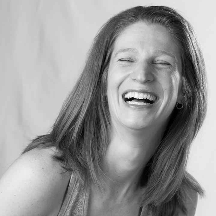 Susan Burns, co-owner of Pulsation Yoga